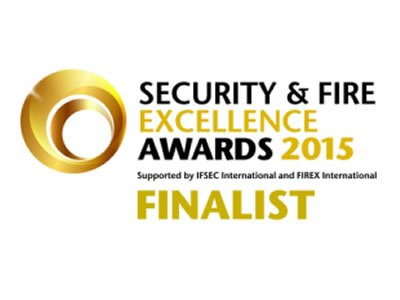 Security & Fire Excellence Awards 2015