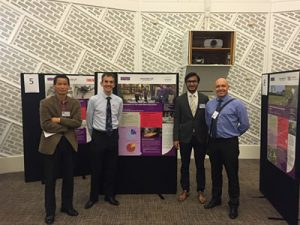 Ritherdon Team at Knowledge Exchange Summer Competition