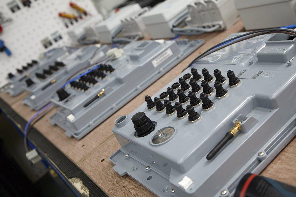 Ritherdon Testing Meter Boxes