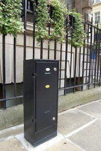 Feeder Pillars - Ritherdon supply prewired feeder pillars to TfL specifications