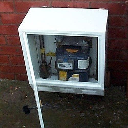 Meter Box Repair - R22 Gas