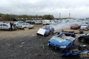 Passive Safety EN 12767 Crash Test