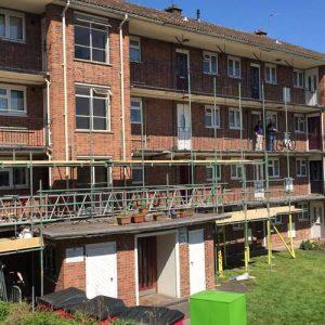 Refurbishment of Merridale Court