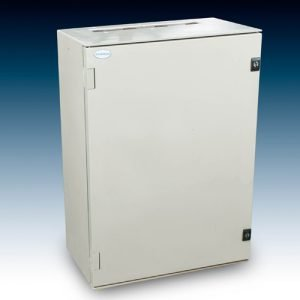 Suitable GRP enclosure for UK Power Networks CT Chamber