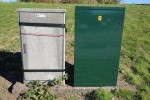 Customer Installation RB Cabinet RB800 1400 H 300D