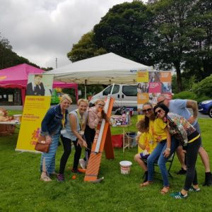 2019 Ritherdon Charity Fun Day for CANW