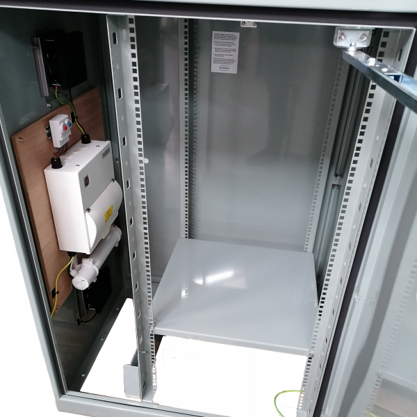 48U Dual Door Rack Data Street Cabinet RDS850 Dual Door Rack Data Street Cabinet